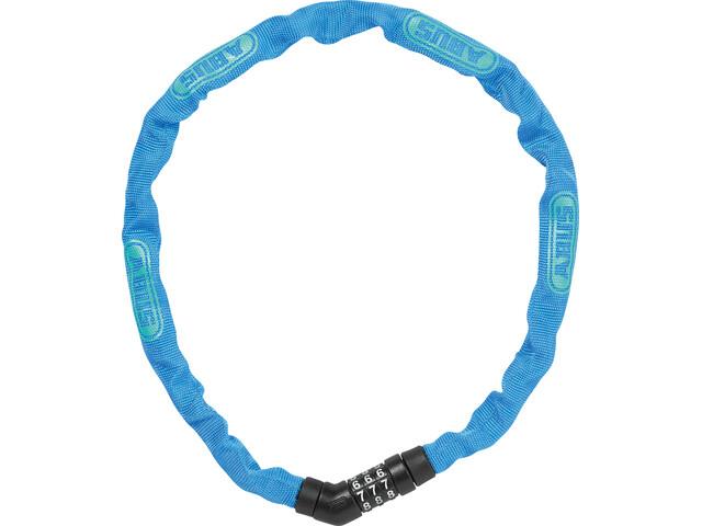 ABUS 4804C Kettenschloss blau